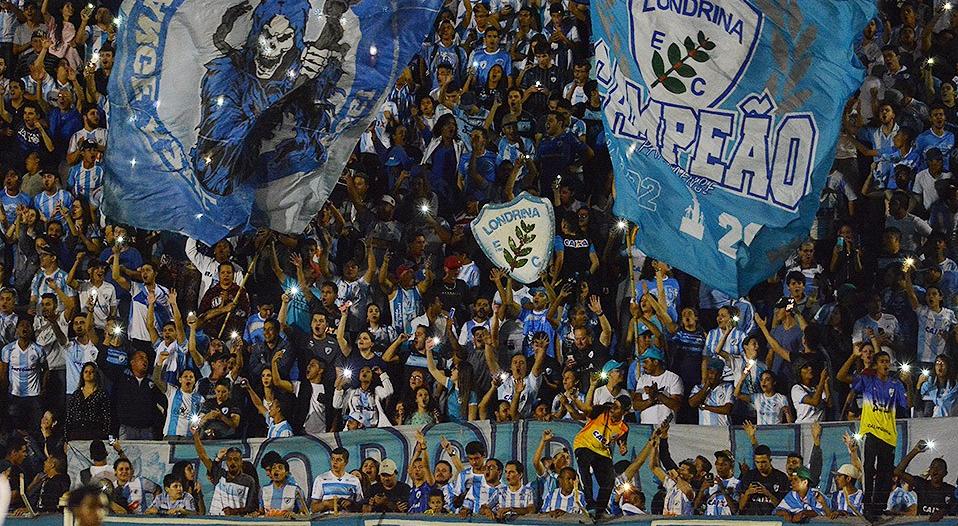 Londrina dá desconto para quem for apoiar nos próximos dois jogos em ... da15fd4a0264a