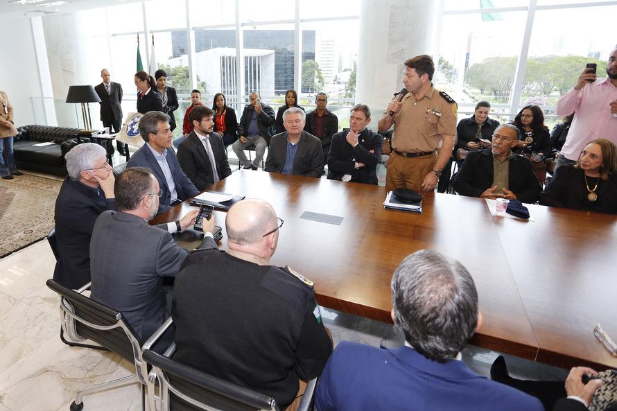 RICHA COMUNIDADE ENVOLVIDA NA CRIAÇÃO DO COLÉGIO MILITAR DE L