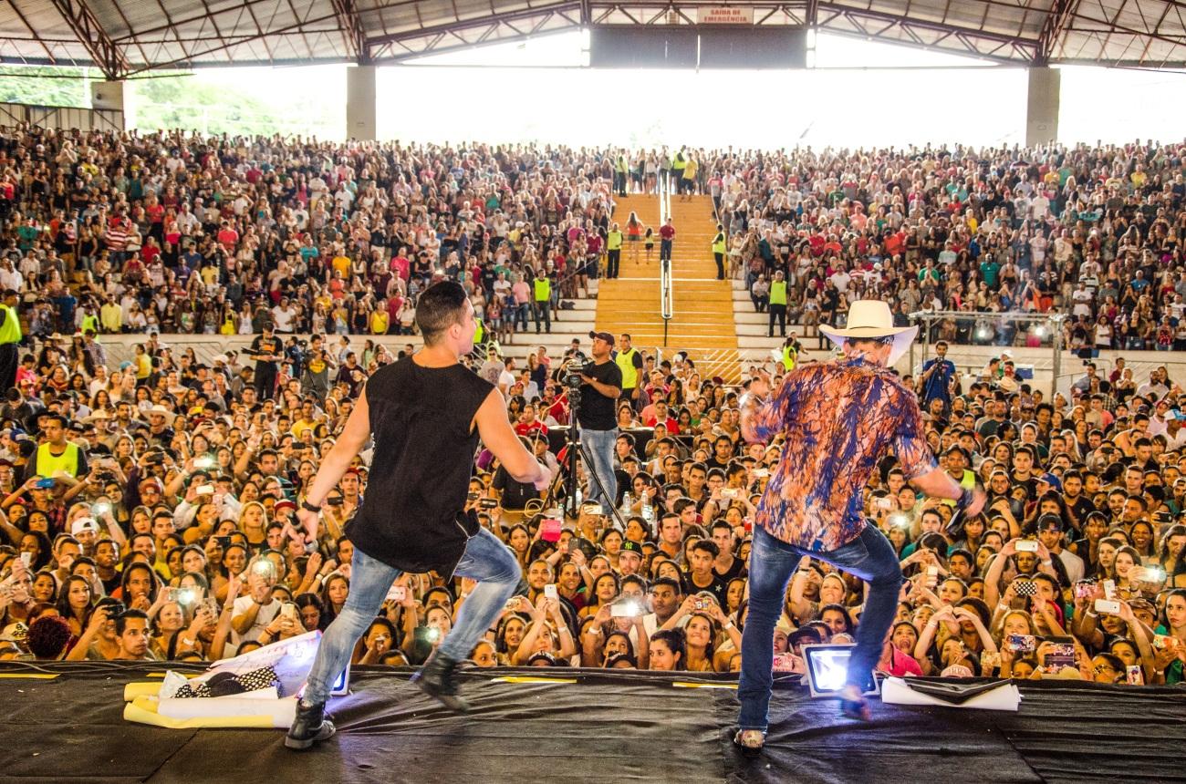 28-02-2016 - Show Maringá FM