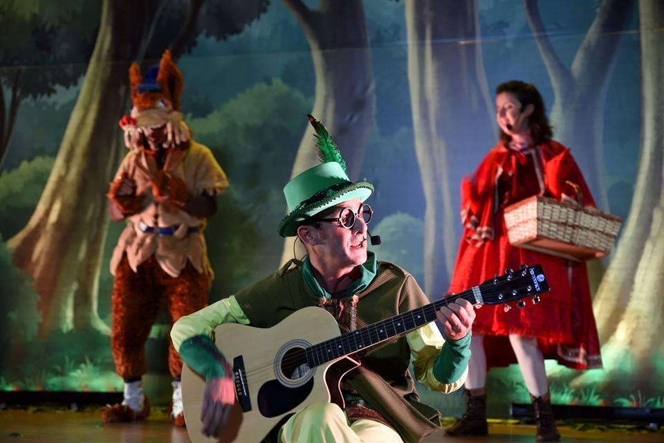 thumbnail_Teatro do Clubinho - Chapeuzinho Vermelho b