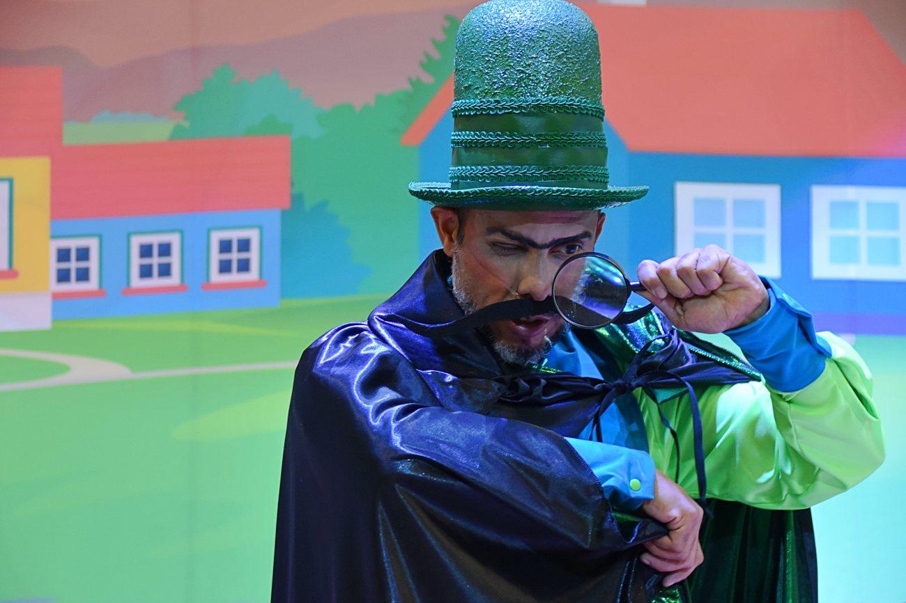 Teatro do Clubinho Maio - O Rapto das Cebolinhas (RF) - b