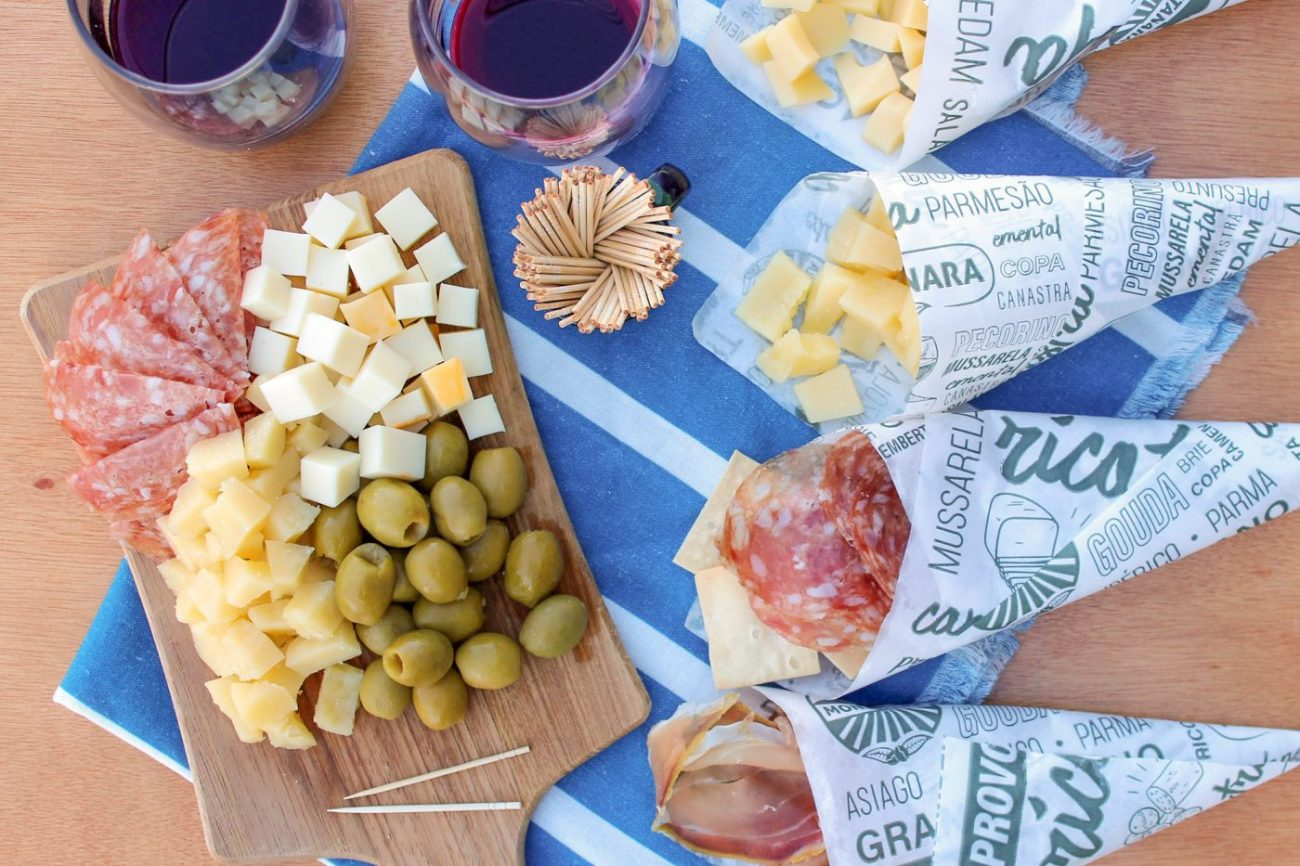 Wine - Empório Montanara (parma, salame, parmesão ...)