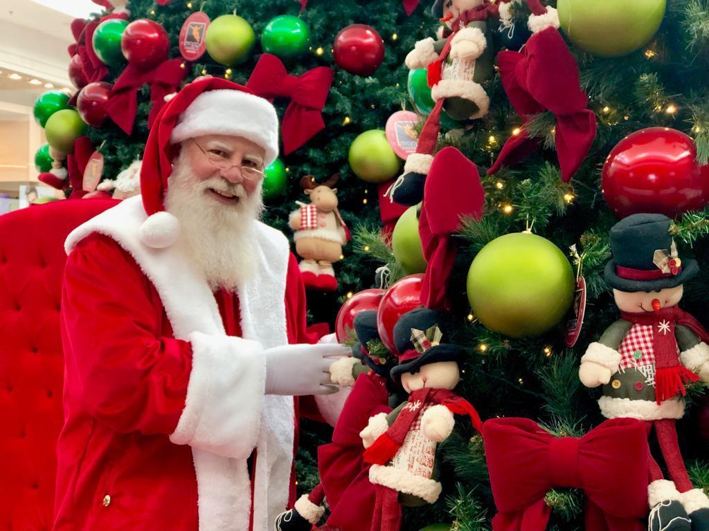 A Rena Mais Famosa Do Papai Noel papai noel chega neste domingo (10/11) no londrina norte